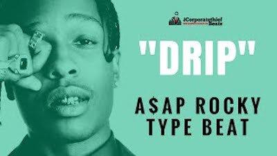 A$ap rocky rap beat