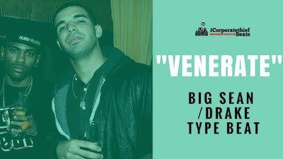 Dark Drake Trap Rap Beat