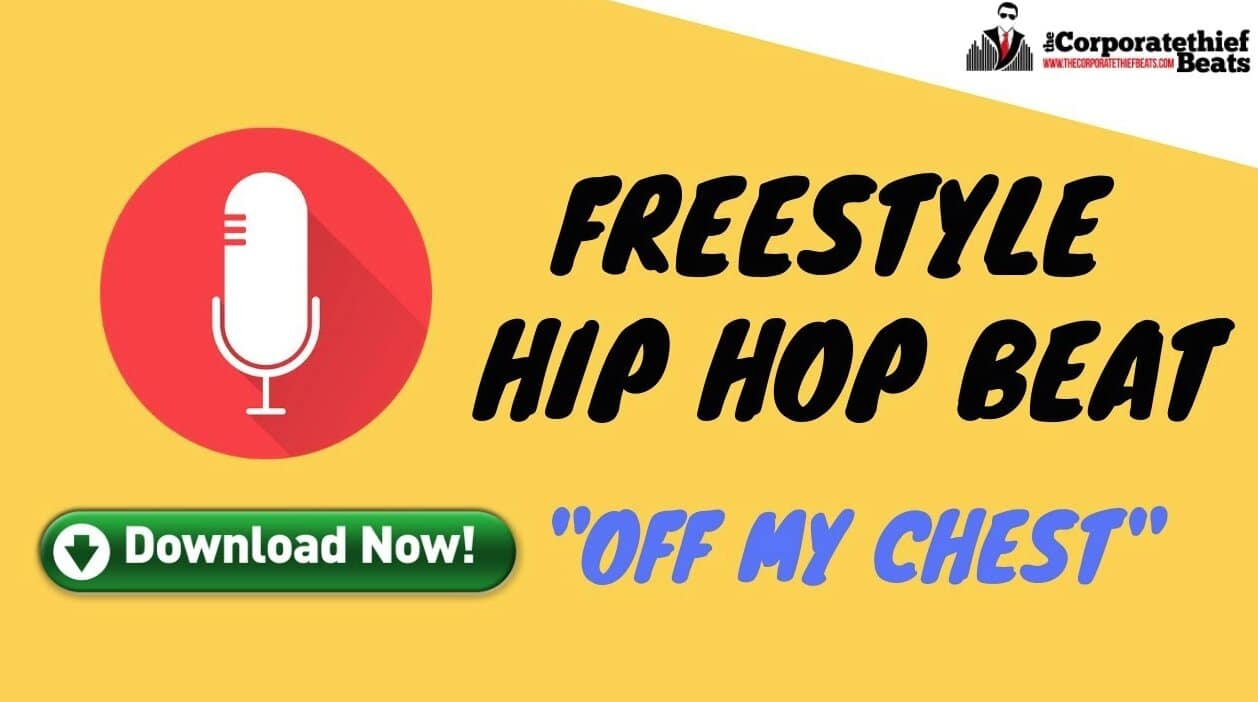 Freestyle Hip Hop Beat Off My Chest Old School Boom Bap Type Beat