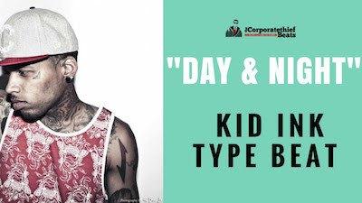 Hard Rap Beat Night and Day