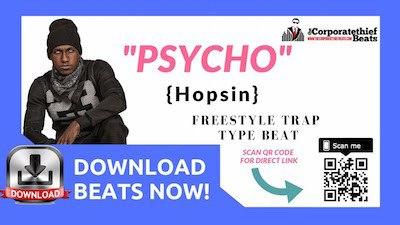 Hopsin Type Beat PSYCHO