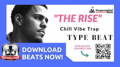 J Cole Type Beat The Rise
