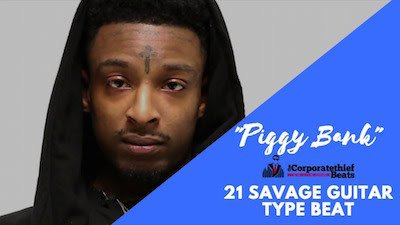 Simple 21 Savage Rap Beat