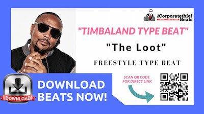 Timbaland Type Beat The Loot 98 BPM