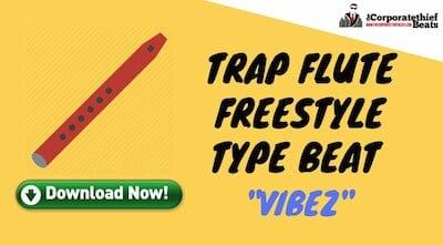 Trap Flute Freestyle Instrumental Beats - Vibez