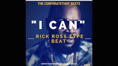 rick ross gospel freestyle beat